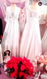 Charo Ruiz vestido de comunion 2016