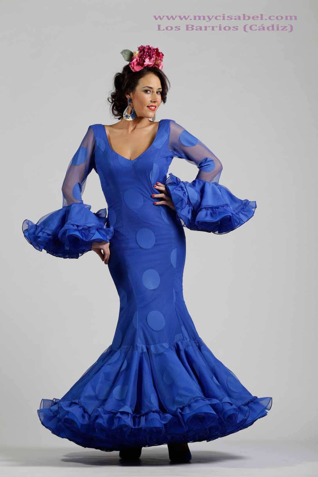 7407ebff8 Roal trajes de flamenca colección 2016 | Modas y Complementos Isabel