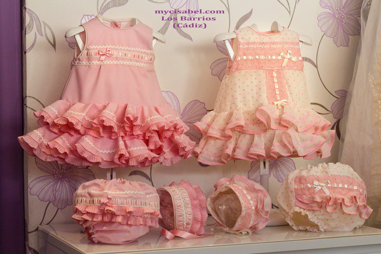 Chari Arenita vestidos de flamenco para bebe (1) | Modas y ...