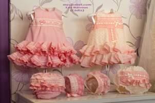 Chari Arenita vestidos de flamenco para bebe (1)