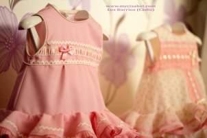 Chari Arenita vestidos de flamenco para bebe (2)