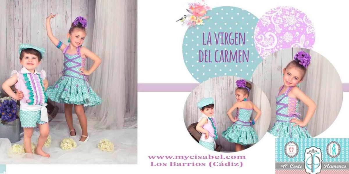 3682859b4a Corte Flamenco  diseños flamencos para niños 2016