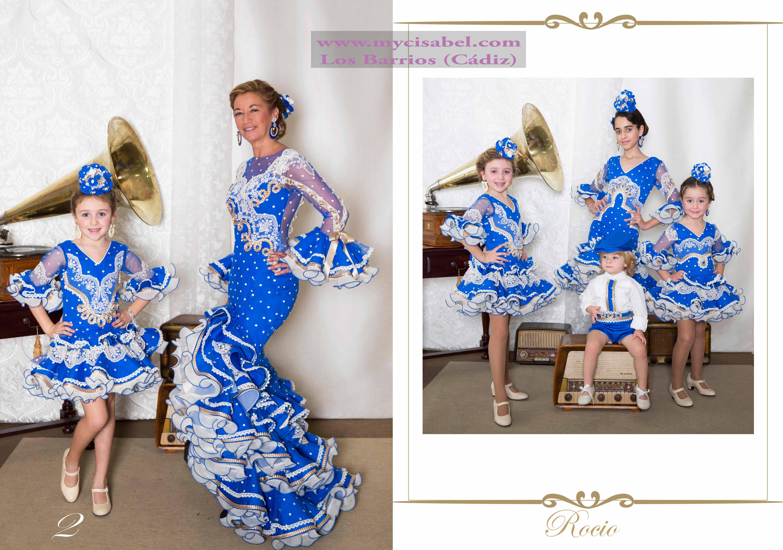b58a58ed0 El abanico artesania trajes de flamenco 2017-90 | Modas y ...