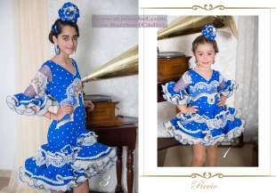 El abanico artesania trajes de flamenco 2017-94