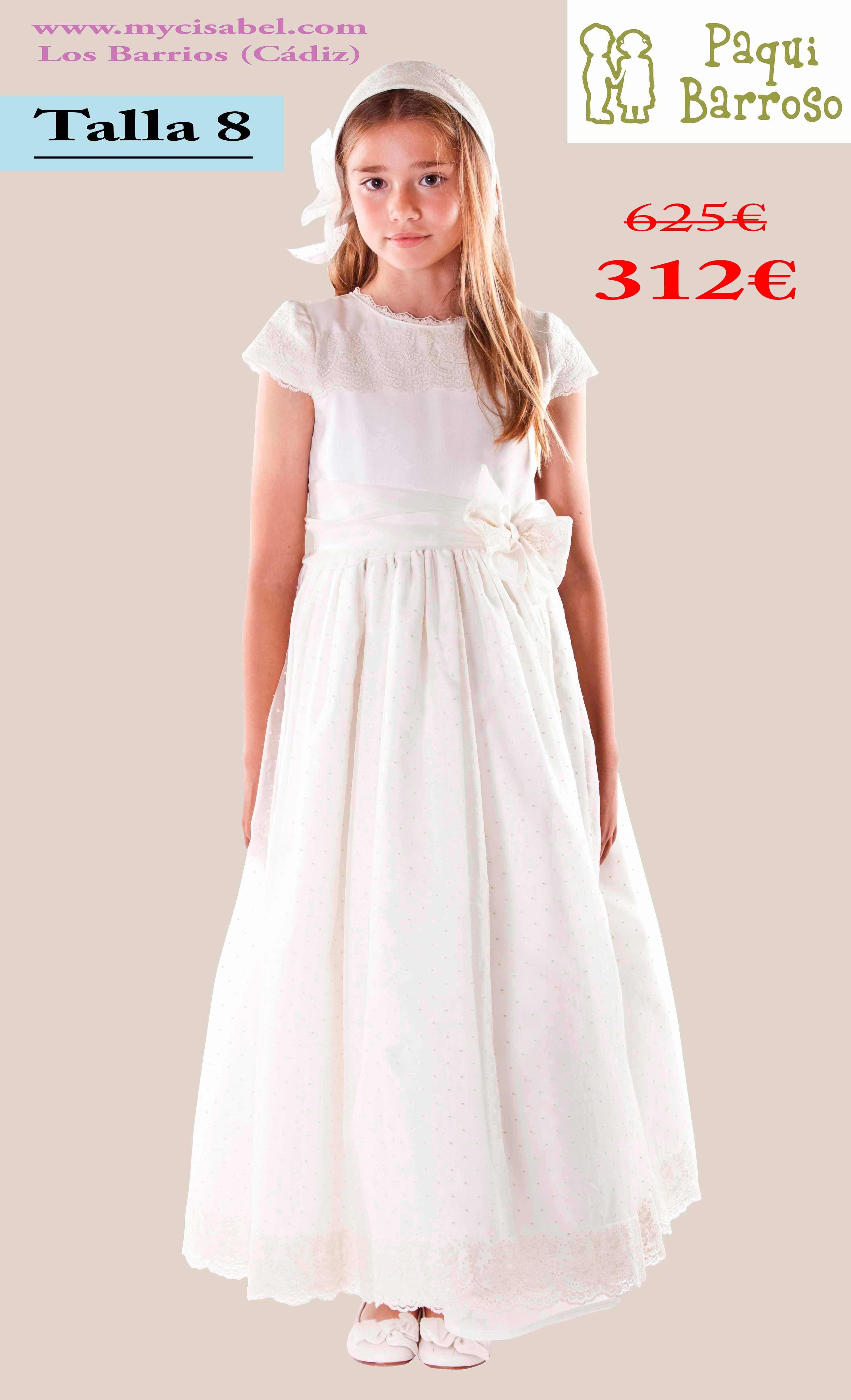 Tiendas outlet de vestidos de comunion en madrid