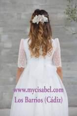 Vestidos de comunion Artesanía Amaya 2018111910P_1206