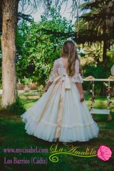 Vestidos de comunion La Amapola 2018brigite-2