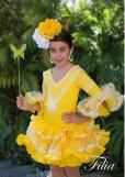 vestidos de flamenca El Abanico Artesania-11