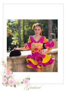 vestidos de flamenca El Abanico Artesania-12
