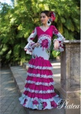 vestidos de flamenca El Abanico Artesania-21