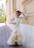 vestidos de flamenca El Abanico Artesania-25