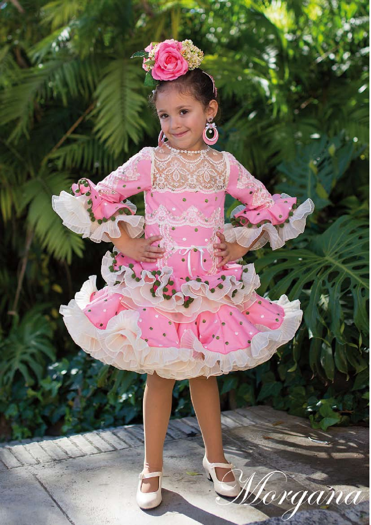 1f9fc2fe7 vestidos de flamenca El Abanico Artesania-41 | Modas y Complementos ...