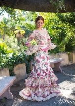 vestidos de flamenca El Abanico Artesania-49