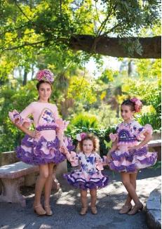 vestidos de flamenca El Abanico Artesania-51