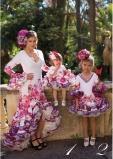 vestidos de flamenca El Abanico Artesania-55
