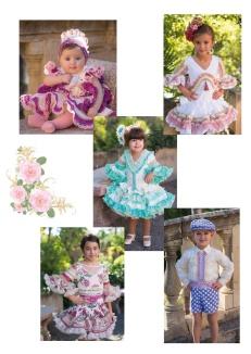 vestidos de flamenca El Abanico Artesania-57