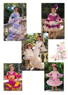 vestidos de flamenca El Abanico Artesania-58