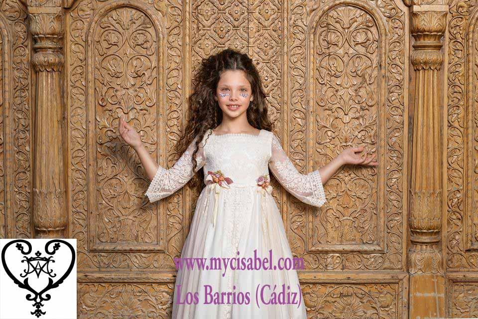 Vestidos comunion mon air 2019