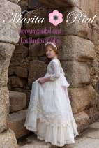 vestidos de comunion Marita Rial 2019 -19