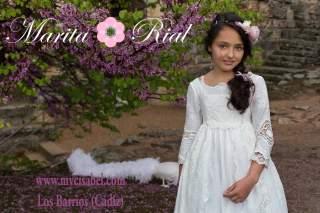 vestidos de comunion Marita Rial 2019 -33