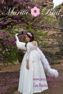 vestidos de comunion Marita Rial 2019 -34