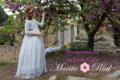 vestidos de comunion Marita Rial 2019 -35