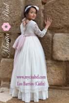 vestidos de comunion Marita Rial 2019 -43