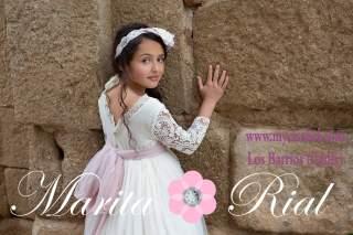 vestidos de comunion Marita Rial 2019 -44