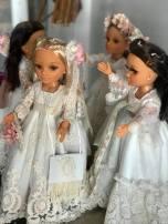 vestido comunion mercedes de alba 2019 - 1