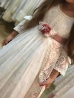 vestido comunion mercedes de alba 2019 - 17