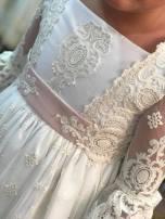 vestido comunion mercedes de alba 2019 - 19