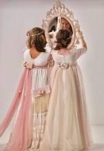 vestido comunion mercedes de alba 2019 - 21