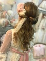 vestido comunion mercedes de alba 2019 - 33