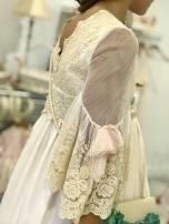 vestido comunion mercedes de alba 2019 - 35