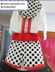 Traje flamenco niño - 2
