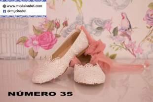 01-1-outlet zapatos de comunion Mercedes de Alba, La Vie en Rosa, Artesania Beloso y mas