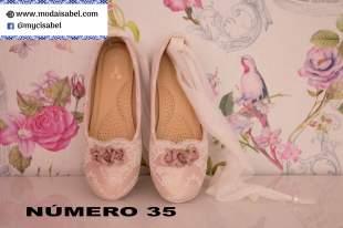 05-2-outlet zapatos de comunion Mercedes de Alba, La Vie en Rosa, Artesania Beloso y mas
