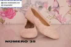 07-1-outlet zapatos de comunion Mercedes de Alba, La Vie en Rosa, Artesania Beloso y mas