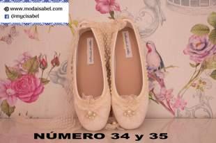 11-2-outlet zapatos de comunion Mercedes de Alba, La Vie en Rosa, Artesania Beloso y mas