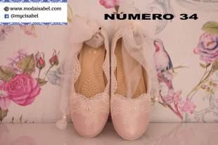 17-2-outlet zapatos de comunion Mercedes de Alba, La Vie en Rosa, Artesania Beloso y mas